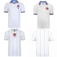 Aston Villa Retro Futbol Formaları 1982 1980 Vintage Futbol Gömlek Peter Withe Des Bremner Tony Morley Gary Shaw Camiseta Maillot