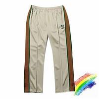stokta Kayısı Sweatpants Erkekler Kadınlar Nakış Pantolon Jogger Pantolon