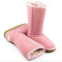 classica di trasporto libero alti Stivali donna: Australia neve di WGG donne di alta qualità del sistema di cuoio di inverno noi formato 4 --- 13