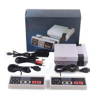 Chegada NES Mini Can Store 620 500 TV portátil TV Jogo de videogame console de videogame com 500 diferentes jogos built-in