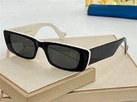 Óculos de sol da moda 0516S Quadro pequeno design na moda pop no outono de qualidade superior UV400 óculos de proteção com caso