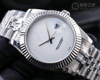 2020, 126334 haute qualité 41mm taille 904L acier montre noyau 821A automatique de la chaîne structure de boîtier étanche à l'eau de l'huître montres mécaniques