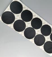 Fedex наклейка подставка для 20oz 30oz 15 унций резинового клея нижней Кубок Мат Pad водонепроницаемых защитных накладок тумблера