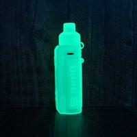 VOOPOO Drag S Kiti Vape DHL için Ağızlık Toz kapaklı SÜRÜKLEYİN S Silikon Kılıf Kauçuk Kol Koruyucu Kapak Cilt Muhafaza Kılıfı