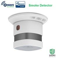 Alarmsysteme Wireless-Z-Welle 868.42MHz Sicherheitssensoren Rauchen, Gas-CO-Detektoren Kompatibel mit Plus Fibaro Aeotec Hub