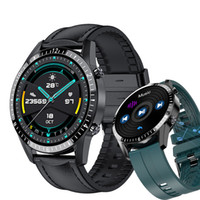 Dernier Smart Watch Smart Watch Récompense cardiaque Oxygène Bluetooth Bluetooth Caméra Caméra de musique Control Sports Tracker pour Huawei Xiaomi Redmi Android iPhone iOS Montre de téléphone PK GT2 L13