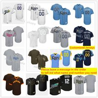 Surpiqué 12 Wade Boggs 13 Manuel Margot 34 Trevor Richards 26 Ji-Man Choi 11 Hunter Renfroe 1 Willy Adames 46 Jose Alvarado Jerseys