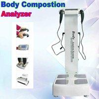 Precio de fábrica Best Selling Diseño profesional Analizador de grasa corporal Analizador de cuerpo Analizador de composición del cuerpo humano Envío gratis
