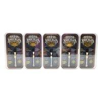 Brass Knuckles conectados Abracadabra NAPT CARTS CARTS PENDIENTE CON PALTADORES PARA ORILLO ESPEO VACÍO 510 Cartuchos de vape de hilo