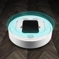 Aihogard 3 IN1 ES28 Робот пылесос Auto USB Charge Смарт Dry / Wet покрытие Швабра стреловидности Robotic Vacuum