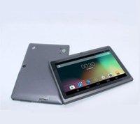 7 polegadas Tablet PC Q88 tablets Android WiFi Todos Vencedor A33 Quad Core 512m 8GB 1024 * 600 HD Dual Câmera 3G 2800mAh Google Play Store