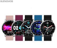 H30 Smartwatch Gesundheit Übung Tracker Female Physiologische Erinnerung Pedometer CUSTOM-Wahlrad Sedentary Erinnern reloj inteligente H30
