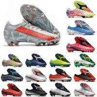2021 رجالي منخفض الكاحل mercurial cr7 حلم سرعة xiii النخبة fg 13 رونالدو نيمار مجرصا 360 الفتيان النساء كرة القدم المرابط كرة القدم الأحذية الأحذية