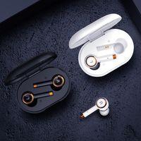 Nueva L2 TWS Auricular inalámbrico Bluetooth 5.0 auriculares Binaural inteligente de reducción de ruido Auriculares deportivo con caja de carga