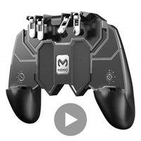 Oyun Denetleyicileri Joysticks Kontrol Telefon Hücre Pubg Gamepad Joystick Android Tetikleyici Mobil Pad Denetleyici Oyun Akıllı Telefon Komutu Ha