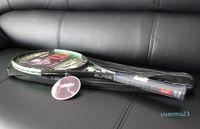 Оптовая новая оптовая торговля высочайшему качеству теннисные ракетки 95 ракетка со струной и сумкой 1 шт. Ракетка