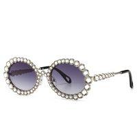 New ins mode populaire design de luxe joli joli lunettes de soleil étincelants cristal de diamant pour les femmes filles femmes