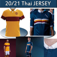 2020 2021 Motherwell Soccer Jersey اسكتلندا التايلاندية Donnely A.Campbell White Lang Watt Hastie Soccer Strseys