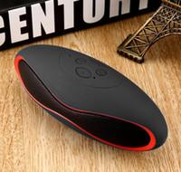 ميني رئيس بلوتوث المحمولة سماعات لاسلكية نظام صوت ستيريو 3D الموسيقى المحيطي TF USB سوبر باس عمود نظام صوتي