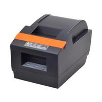 이더넷 및 USB 또는 인터페이스가있는 프린터 58mm 자동 커터 블루투스 열 영수증 프린터