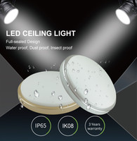 Flush Mount LED Ceiling Light, 36W Round Surface Mounted Lighting Fixture, Perfect for Bedroom, Class Room