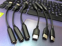 Adattatore per cavi AUDIO AUTORE USB AD AUDIO BLACK TIPO C A 3.5MM AUDIO PER SAMSUNG NOTA 10 Nessun pacchetto scatola al dettaglio