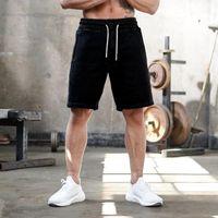 Training Fitness Men Casual Jogging Pants Muscle Fitness Sports Pants Men Desigenr Shorts Men Casual Running