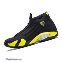 Arrival 14 14s Mens Basketball Shoes Last New Shot Desert Sa...