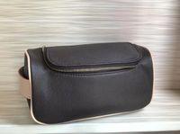 3 cores de qualidade de alta qualidade homens viajar saco saco de moda design mulheres saco de lavagem grande capacidade de capacidade cosméticos sacos maquiagem bolsa de saco de composição