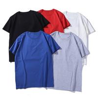 Hommes élégant T-shirts Mode Hommes Femmes Coton Styliste Shirt Lettre Casual Imprimer manches courtes T-shirt