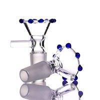 handle bowl and small honeycomb glass bowl for water pipes 1...