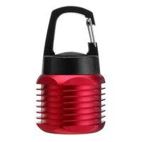 Портативные фонарики Mini COB Beychain Ночной свет аварийный карман на открытом воздухе спортивные предметы кемпинга