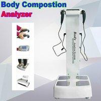 La calidad profesional composición corporal Analizador, Sistema de cuerpo Equipo de Deporte Evaluación de la Salud del cuerpo humano Elemento Analyer para la prueba de Peso