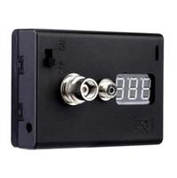 OHMメーターデジタル抵抗OHMテスターFire USB充電DIYコイルツールRDA RTAアトマイザー用ツール