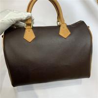 حقائب اليد أزياء المرأة حقيبة جلدية حقائب الكتف حقيبة crossbody حقائب للنساء حقيبة محفظة 30 سنتيمتر
