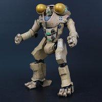 Robot Acción Figuras Modelo Juguete Máquina Japonesa Tango Wolf Cuchillo Cabeza Bestia Pacífico Robot Movia Modelo Adornos Decorar niños Regalo Ty