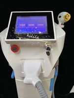 3 Wavelength Portable 808 Diode Laser Beauty Machine for fas...