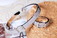 جودة عالية الإبداع أزياء الإسورة الماس الأساور الحلي مصنعين حزام الجملة مشبك الحب سوار