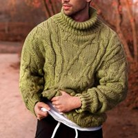 Casual Sweater Men Knitwear Winter Autumn Jumper Pullover Ma...