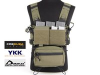 3 Low Profile Tactical Micro Chest Rig Комплект Ranger Green (SKU051483)