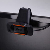 WT-912 Elektronik Bilgisayar Webcam 720 P / 1080 P Ağ Aksesuarları USB2.0 HD Webcam Kamera Ağ Konferansı için Döndürülebilir