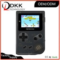 New Arrival 32 Bit Portable Retro Mini Game Console Mini Handheld Game Players Built-in 40 Classic Games For Children kids