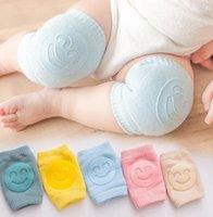 Genou bébé Tapis Crawl Ramper Pad bébé infanto Anti Slip coussin pour les genoux Chaussettes Protecteur de jambe KKA8006-1