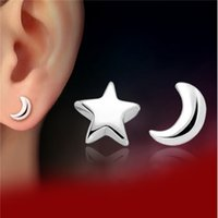 Earrings Beautifully Fashion Accessories 1 Pair 925 Silver P...