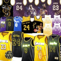 Bryant Trikot 24 LeBron James 23 Anthony Davis 3 Kyle 0 Kuzma Basketball Jerseys S-XXL Los Angeles \ rLakers \ rJerseys 00 Carmelo Hochschule