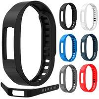 Sostituzione della cinghia del silicone della fascia di polso per Garmin Vivofit 2 Smart Bracelet Watch della fascia della cinghia