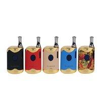 100% original kangviape th-420 ii kit kangvape 650mAh vv th420 2 caixa de bateria mod 0.5ml tanque de cartuchos de óleo espesso autêntico novo DHL livre