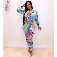 Womens Sweat Suits Sexy Two Piece Sets Tracksuit Women Fashi...