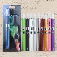 Высочайшее качество Evod BCC MT3 Blister Blister Kit Pack Электронные сигареты Набор аккумуляторные аккумуляторы 650 мАч 900 мАч 1100 мАч DHL