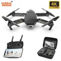 Globale Drone 4K mit HD-Kamera EXA GD89 Pro RC Hubschrauber FPV Quadrocopter Hinderniserkennung Drones Vs E58 Spielzeug